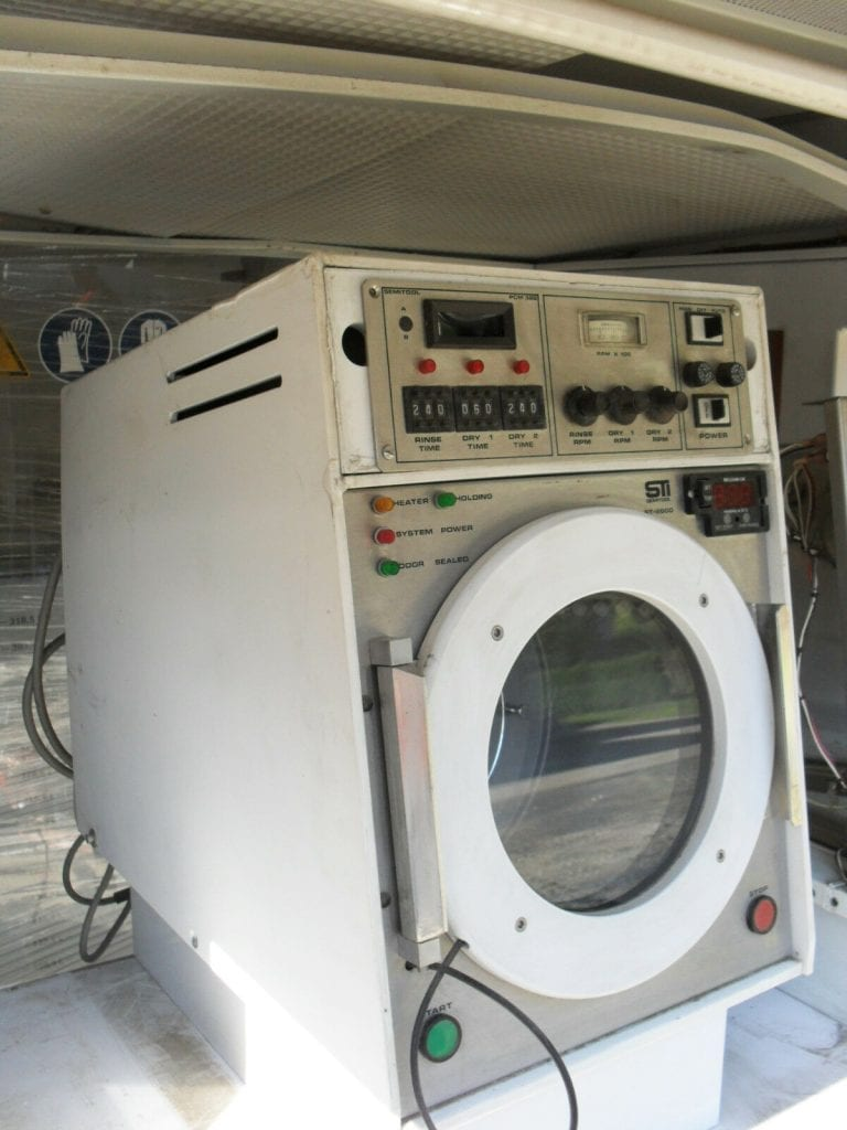 Semitol-ST 260 D-Spin Rinse Dryer (SRD)-41225 For Sale