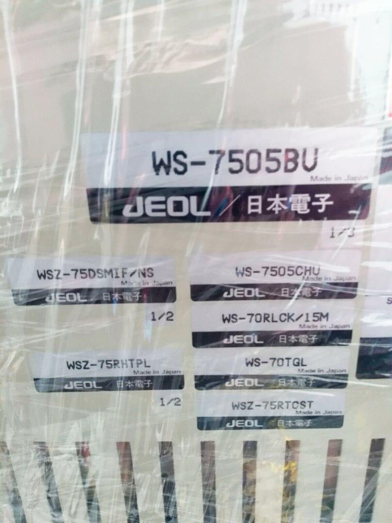 Jeol-JWS 7505-Wafer Inspection System-41226 Image 1