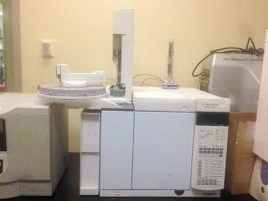 Buy Online Hewlett Packard (HP) / Agilent-7890 A-Gas Chromatograph-41790