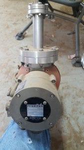 Pfeiffer-TPU 200-Turbo Pump-41657 For Sale