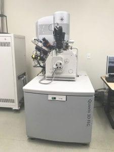 FEI-Quanta 3 D FEG-Dual Beam Focused Ion Beam (FIB)-41844 Image 7