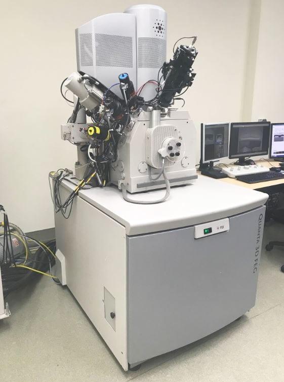 FEI-Quanta 3 D FEG-Dual Beam Focused Ion Beam (FIB)-41844 Image 8