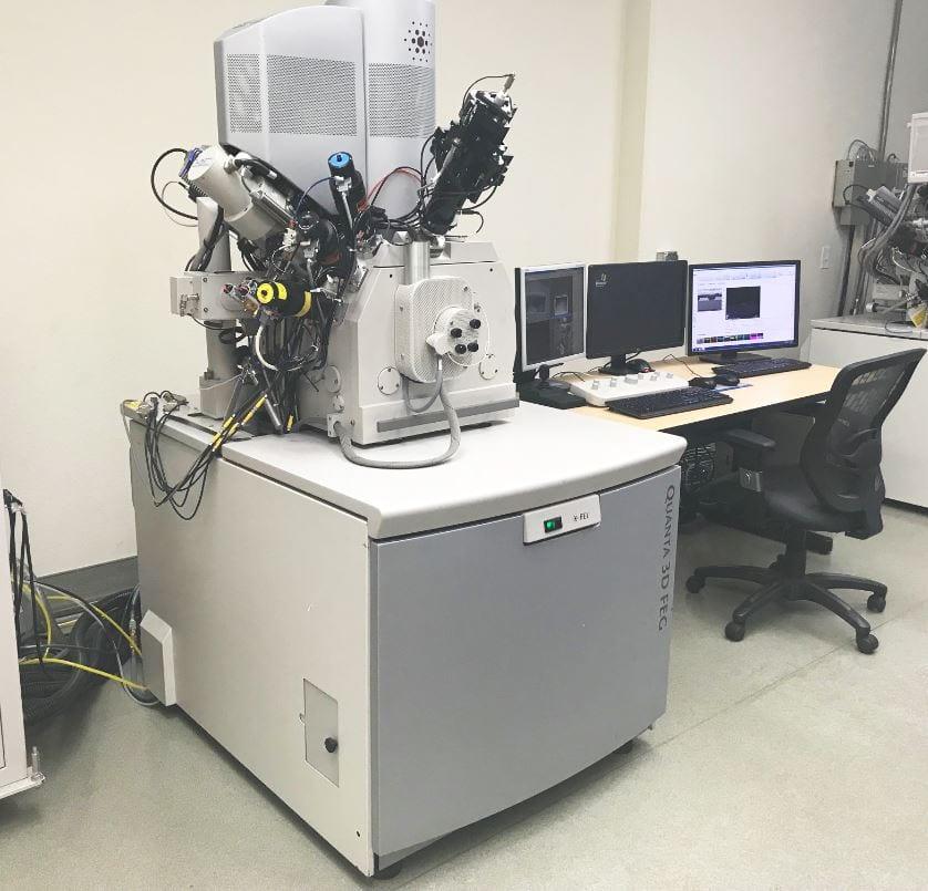 FEI-Quanta 3 D FEG-Dual Beam Focused Ion Beam (FIB)-41844 Image 10