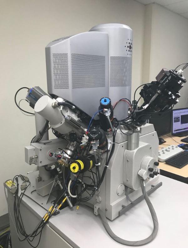FEI-Quanta 3 D FEG-Dual Beam Focused Ion Beam (FIB)-41844 Image 11