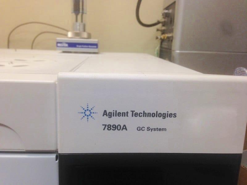 Buy Hewlett Packard (HP) / Agilent-7890 A-Gas Chromatograph-41790 Online