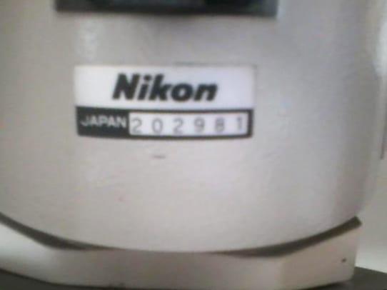 Nikon-Optistation-Inspection Microscope-42167 Refurbished