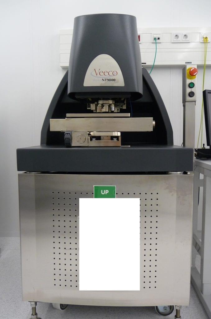 Veeco / Wyko-NT 9800-Interferometer-42188 For Sale