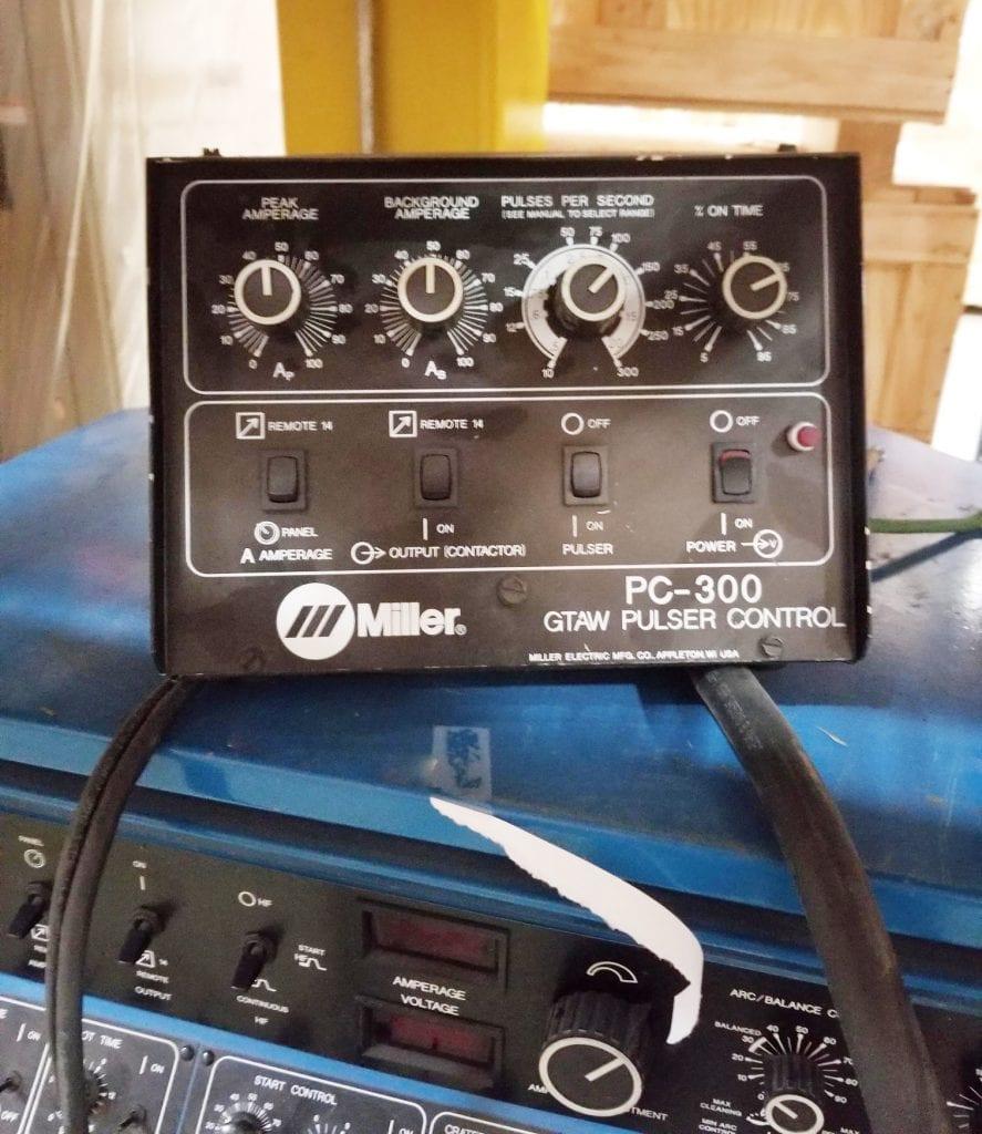 Miller-Syncrowave 351--42367 For Sale