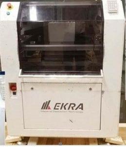Ekra-X 5-Auto Screen Printer-42346 For Sale