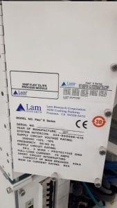 Lam-2300 Flex EL-Chamber-41942 For Sale