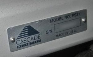 Check out Cascade-PS 21-Parametric Autoprober System-21691