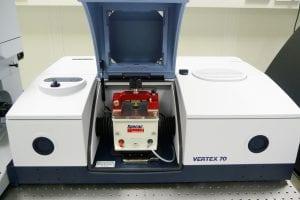 Bruker-Vertex 70-FTIR Spectrometer-42189 For Sale