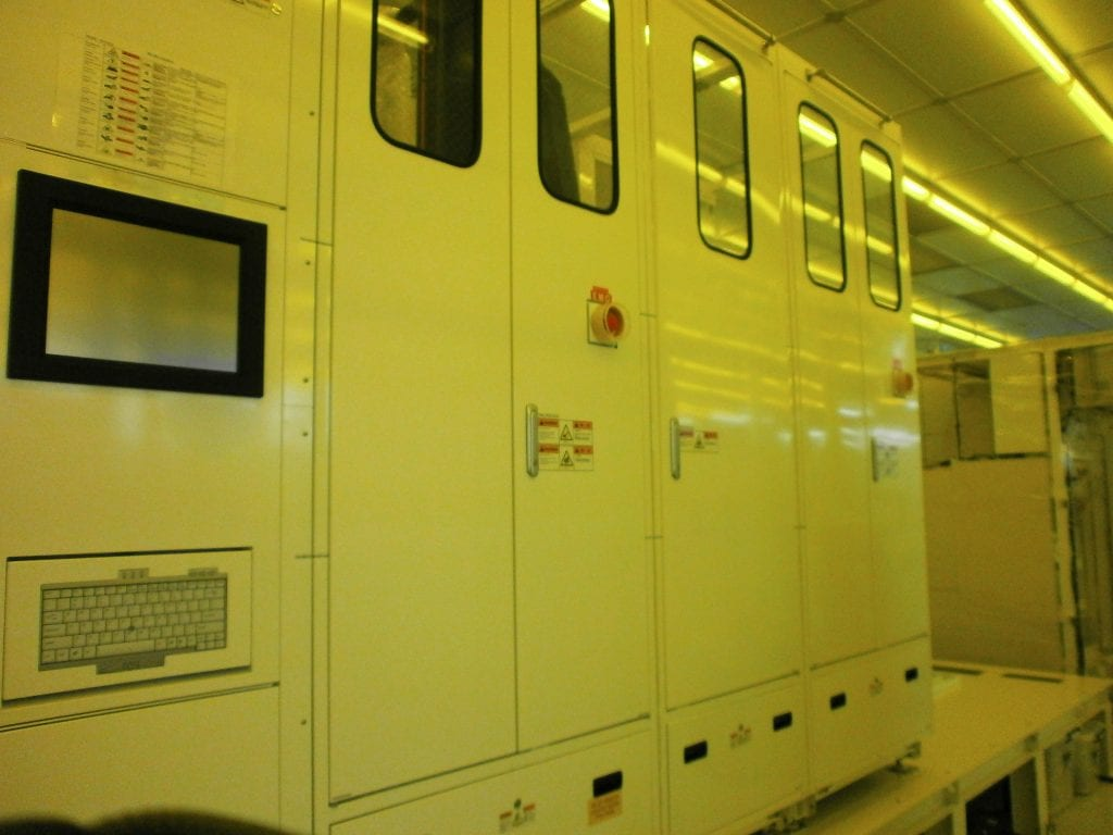 Dainippon (DNS)-FC 3100-Wet Station-41951 Image 1