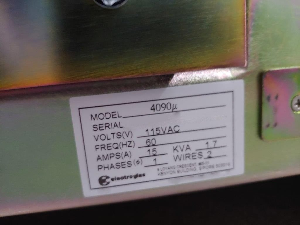 Electroglas-4090 u-Prober-44091 Refurbished