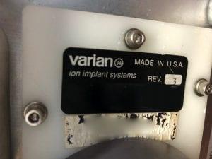 Varian-E 500-Implanter-45030 Image 3