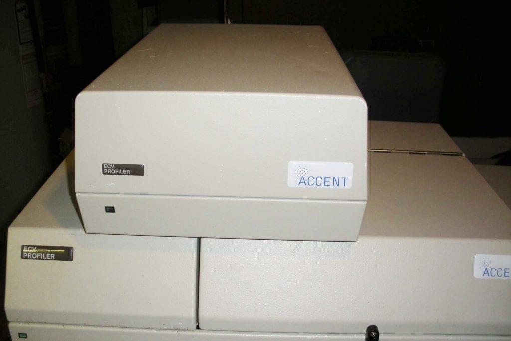 Buy Nanometrics / Accent-PN 4300 PC-ECV Profiler-46127