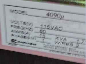 Purchase Electroglas-4090 u-Prober-49164
