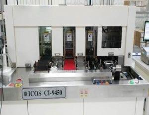 Buy Online KLA-Tencor-ICOS CI 9450-Tape & Reel Machine-50303