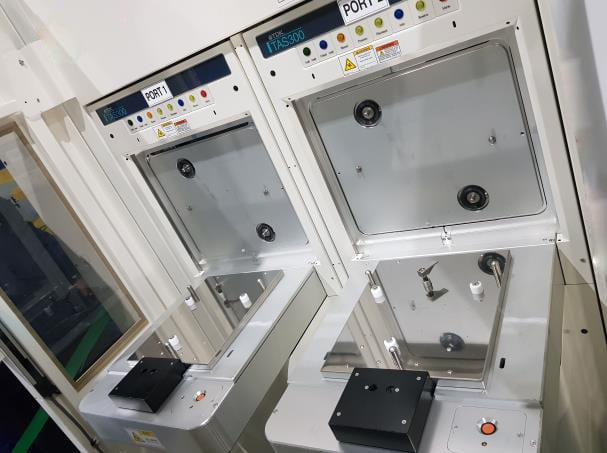 KLA-Tencor-Aset F 5 X-Inspection System-54819 Refurbished