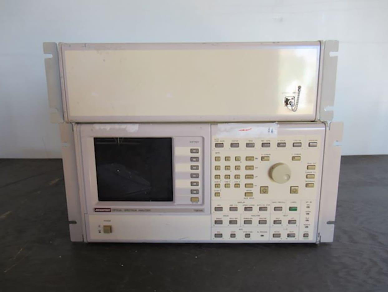 Advantest TQ 8346 Optical Spectrum Analyzer For Sale
