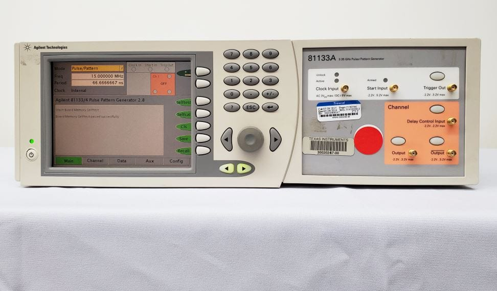 Agilent 81133 A For Sale