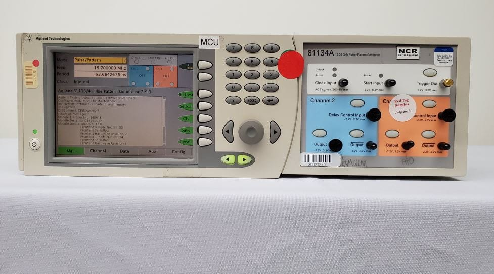 Agilent 81134 A For Sale