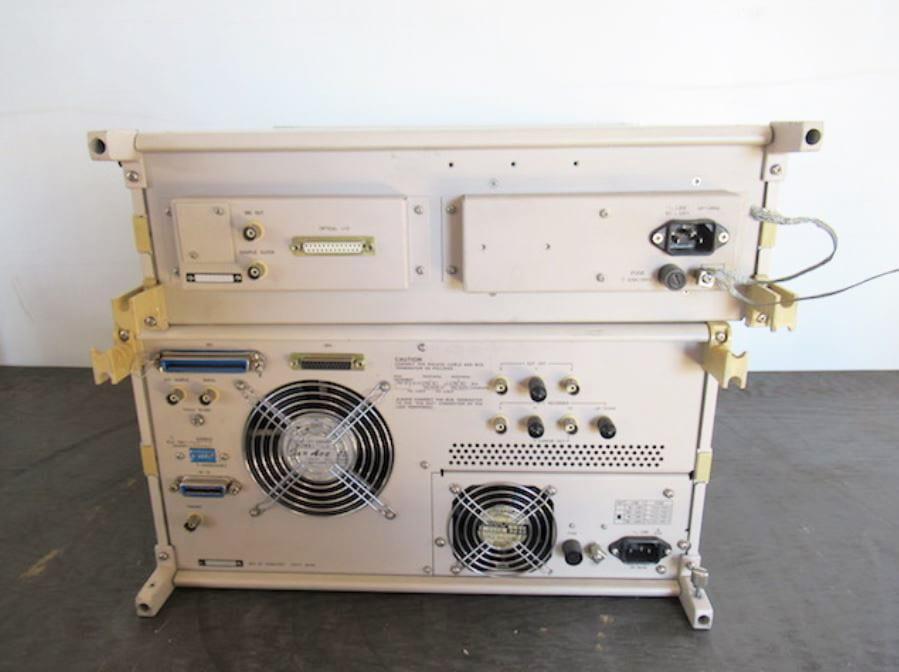 Advantest TQ 8346 Optical Spectrum Analyzer