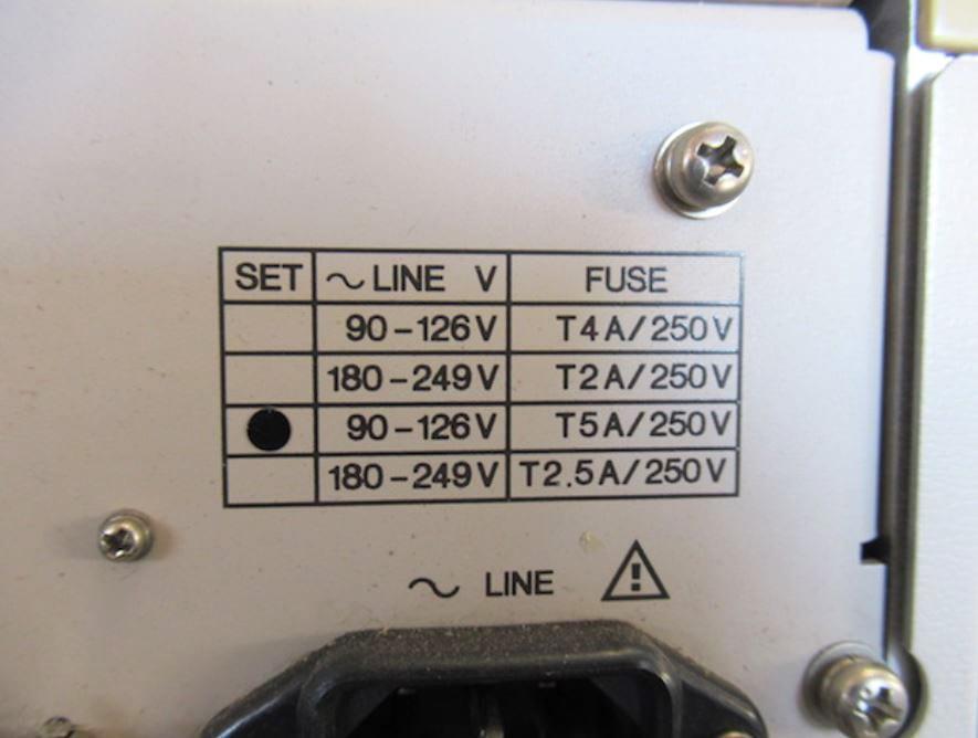 Advantest TQ 8346 Optical Spectrum Analyzer For Sale Online