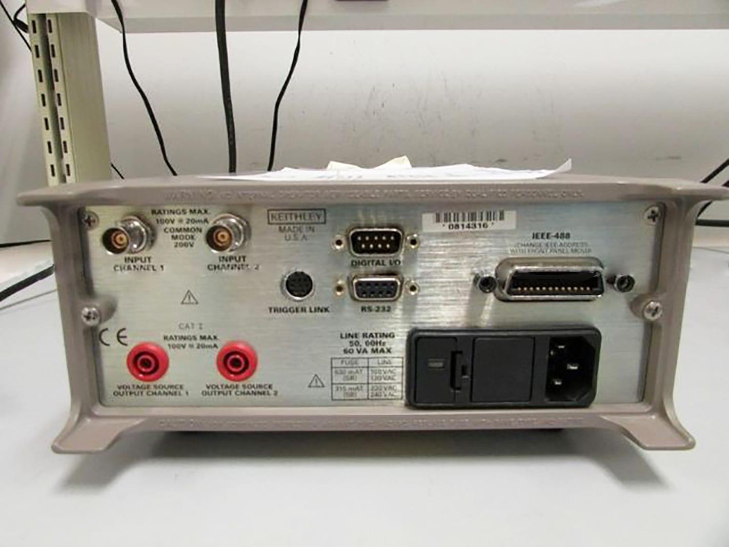 Keithley 2500 Dual Photodiode Meter Refurbished