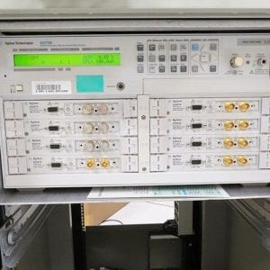 Agilent-E 5270 B-Precision Measurement Mainframe-56705