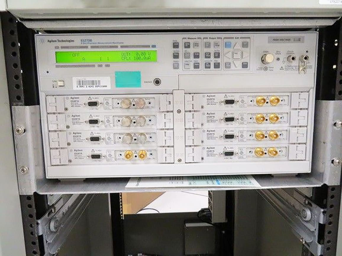 Buy Agilent E 5270 B Precision Measurement Mainframe