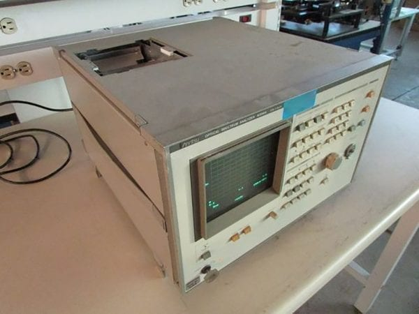 Anritsu MS 96 A Optical Spectrum Analyzer For Sale