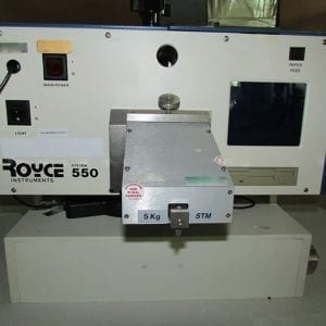 Royce Instruments-550-Wire Bond Pull Tester-56697