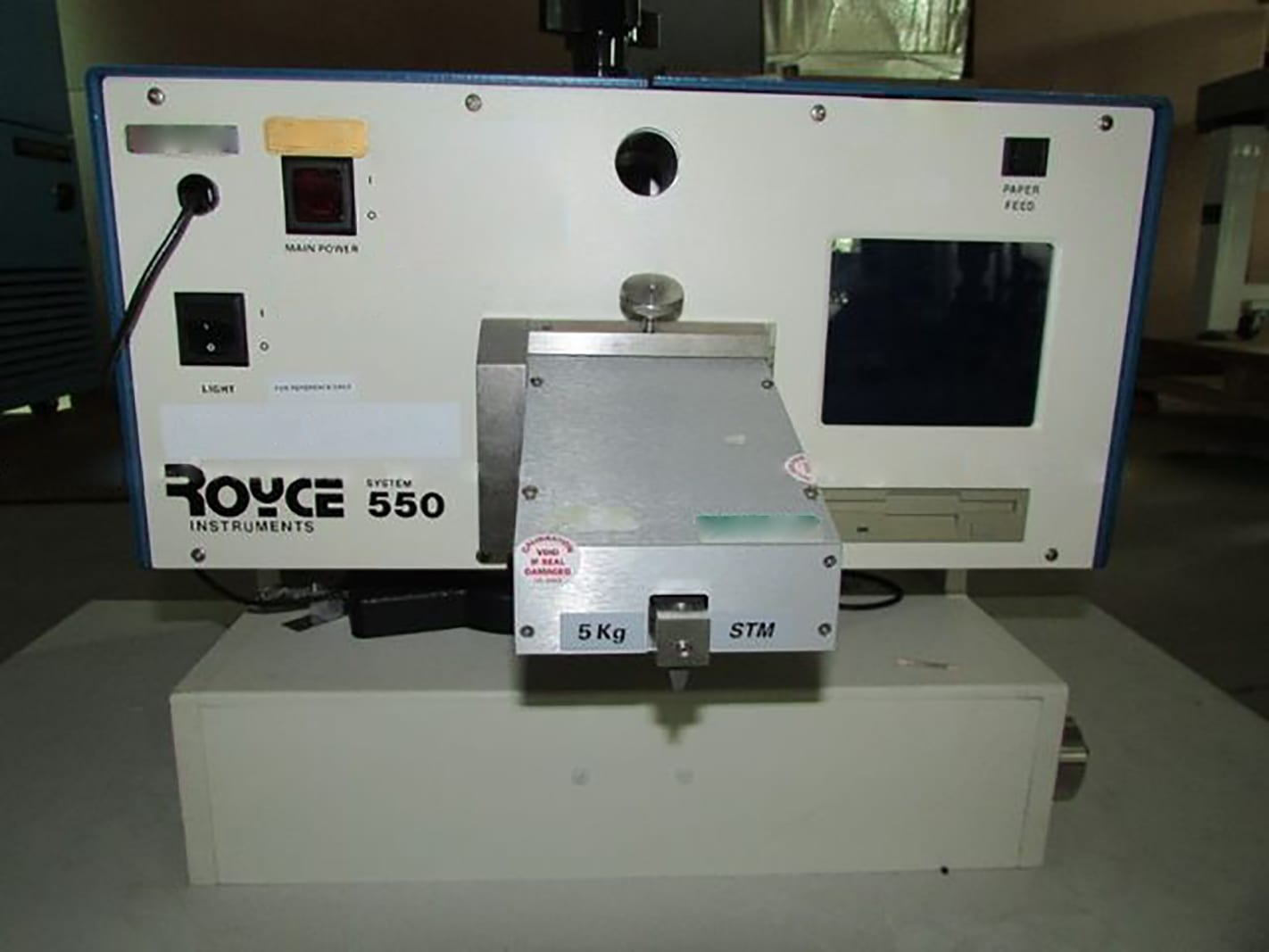 Buy Royce Instruments 550 Wire Bond Pull Tester