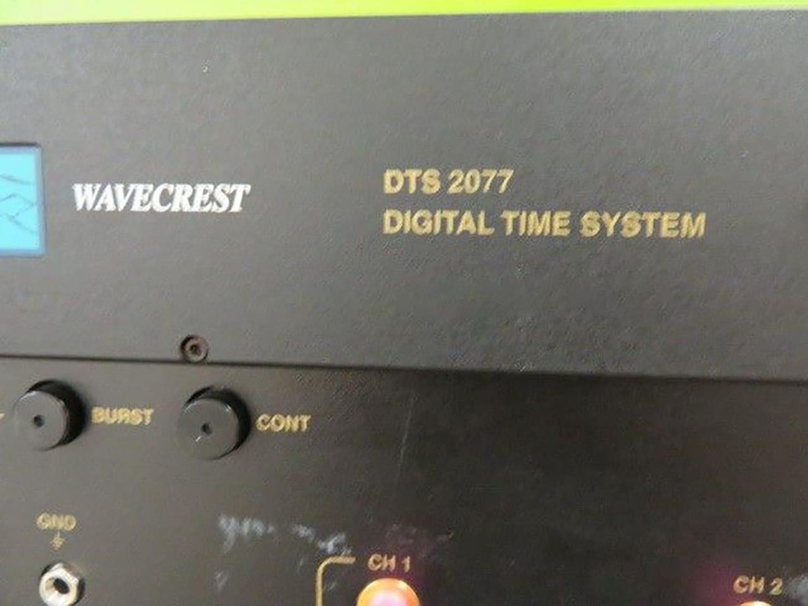Buy Wavecrest DTS 2077 Digital Time System Online
