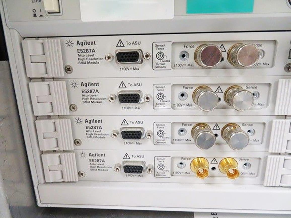 Agilent E 5270 B Precision Measurement Mainframe For Sale