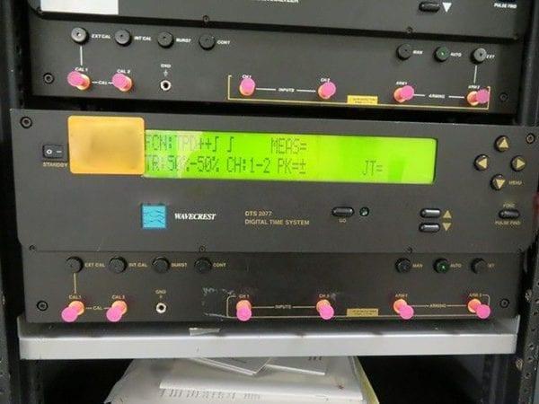 Buy Wavecrest DTS 2077 Digital Time System