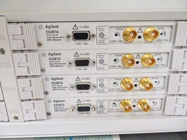 Buy Agilent E 5270 B Precision Measurement Mainframe Online