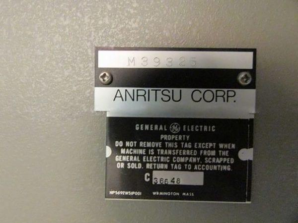 View Anritsu MS 96 A Optical Spectrum Analyzer