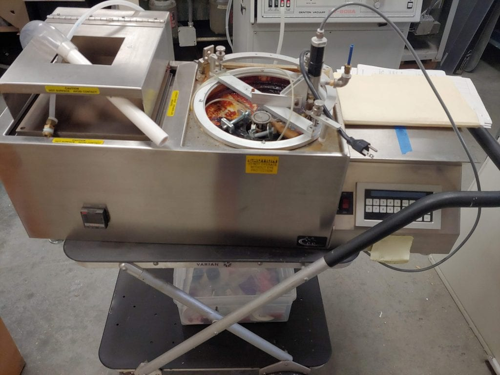 Buy Brewer Science CEE 100 CB Spin Coater / Bake Unit 56982