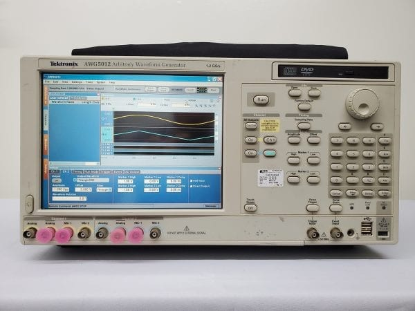 Tektronix-AWG 5012-Arbitrary Waveform Generator-57104