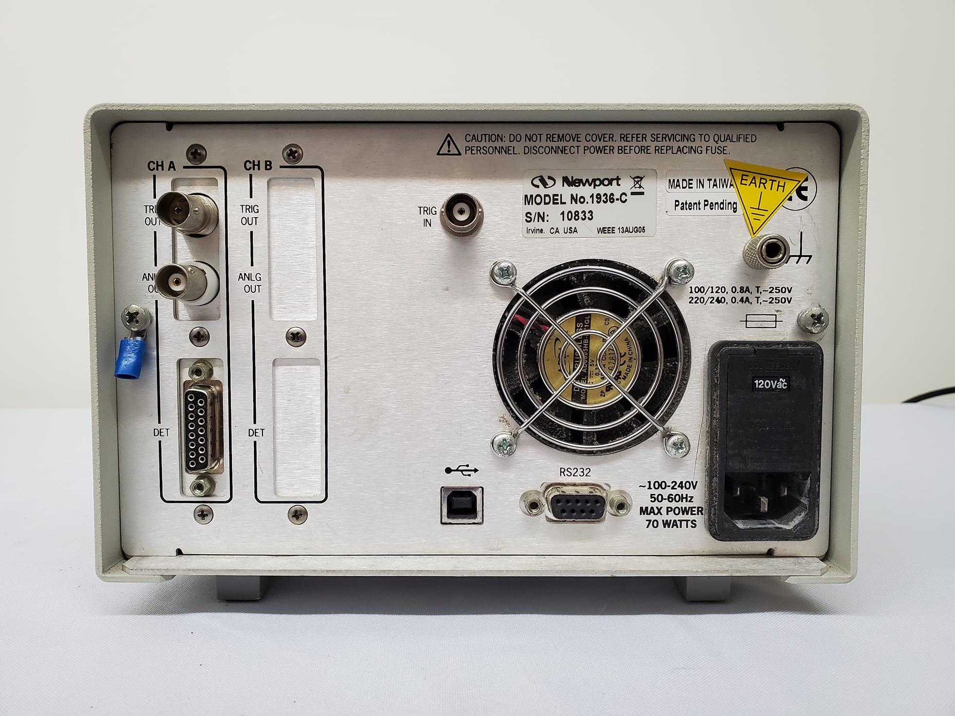 Newport-1936 C-Power Meter-57462 For Sale