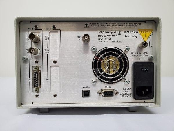 Newport-1936 C-Power Meter-57461 For Sale