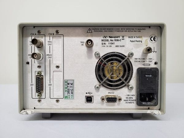 Newport-1936 C-Power Meter-57459 For Sale