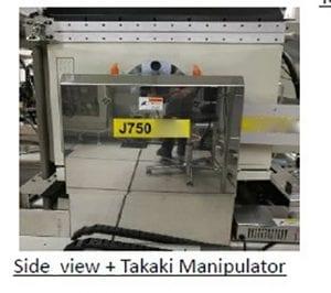 Buy Teradyne J 750 Tester 57466