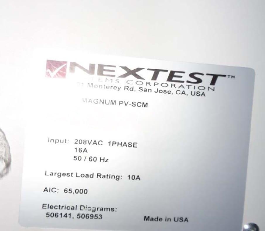 Teradyne PV Frame 57901 Refurbished