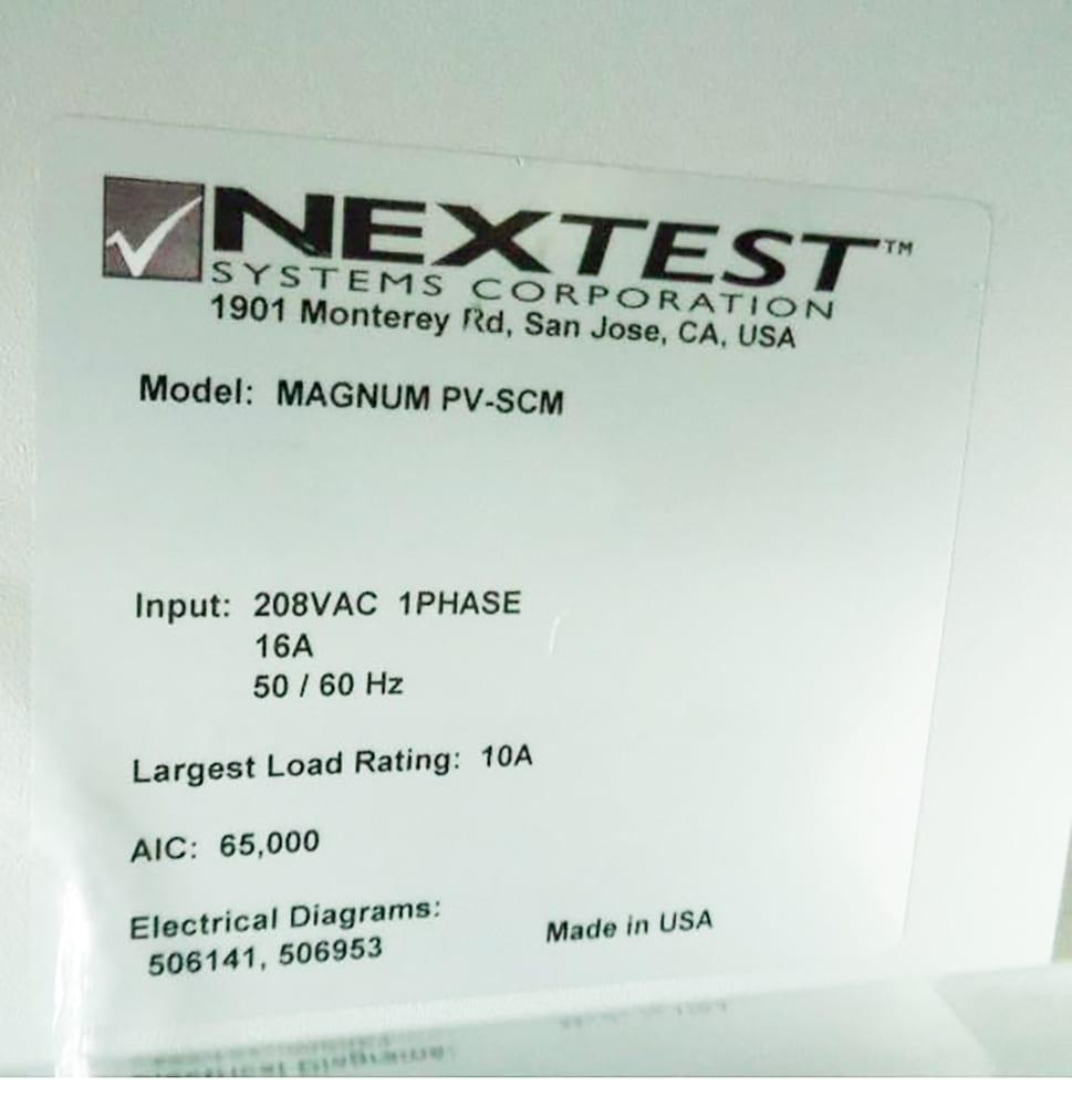 Buy Teradyne PV Frame 57900