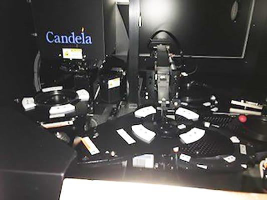 KLA Tencor Candela CS-20-Surface Analyzer Image 1