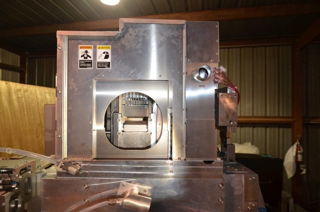 Canon FPA 5000 ES 2+ Stepper 58433 Image 2