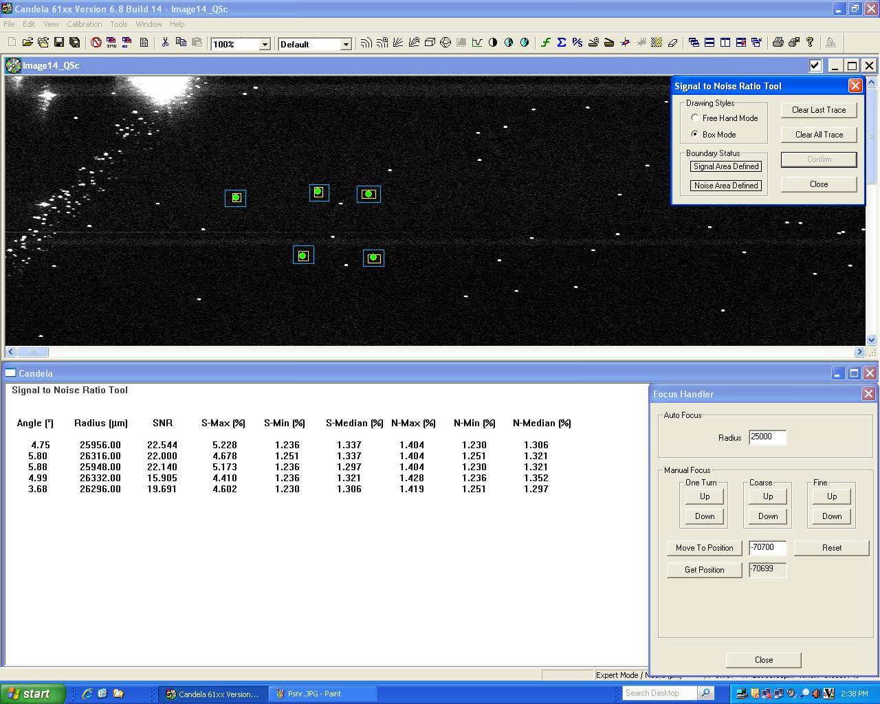 KLA Tencor Candela CS-20-Surface Analyzer Image 51